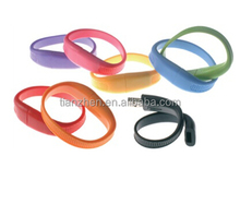 large-scale activity present wristband usb memory stick guangzhou supplier