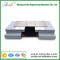 Aluminium expansion joint filler board in metal building materials