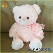 Wholesale soft small gummy Fluffy US standard teddy bear for gift