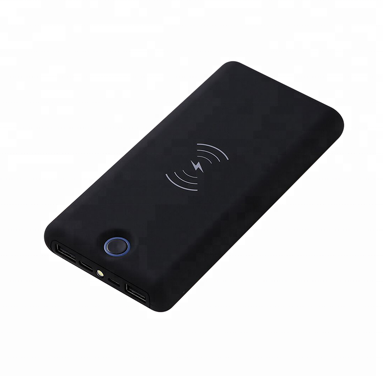 Consumer <strong>electronics</strong> wireless 20000mah Portable Mobile Power Bank Charger
