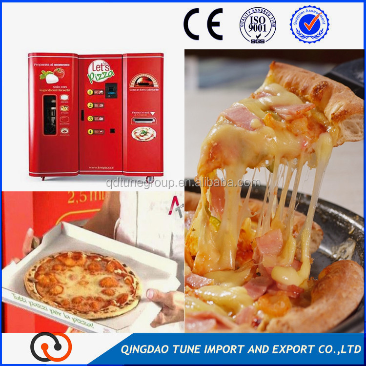 Hot food and pizza vending machines for sale