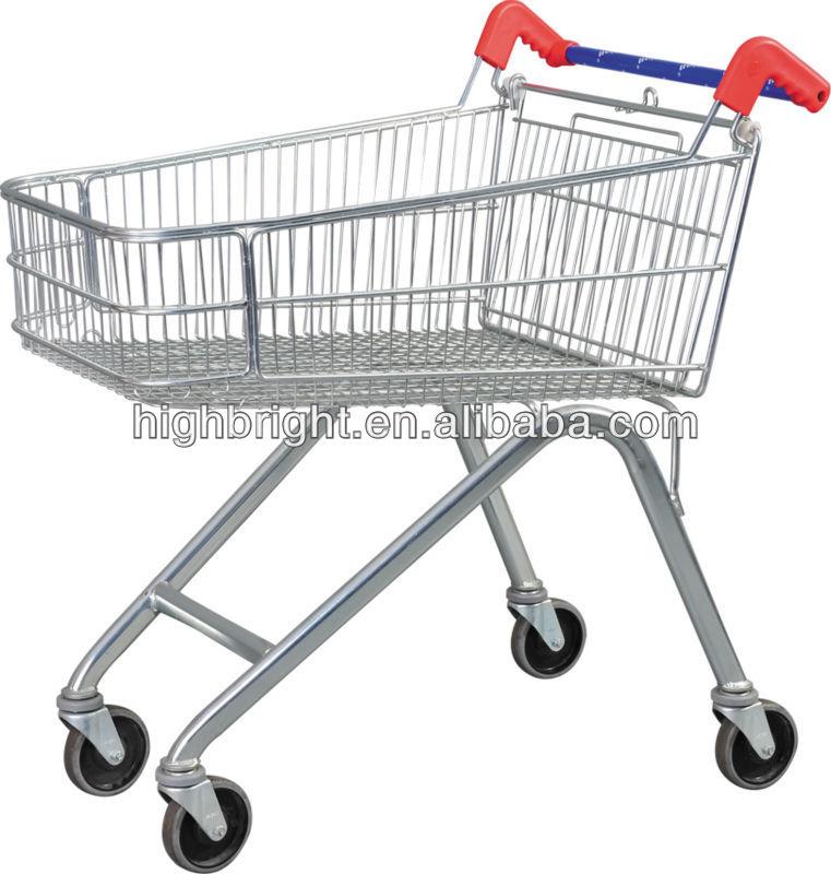 Тележки как в супермаркете своими руками