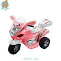 WDHL-238 2016 Most Popular 3 Wheel Motorcycle Electric Car Kids With Adult Motor Scooter