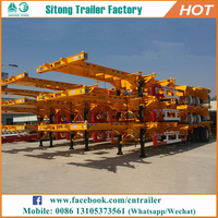 Wholesale Container Transportation Semi Trailer How
