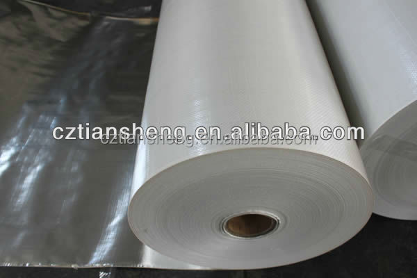 double sided aluminum foil roof insulation