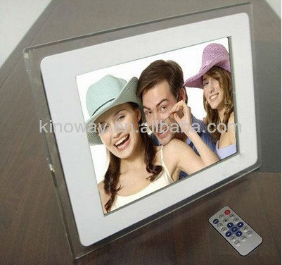 12 inch electronic picture frame