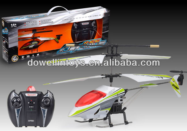 rc 3.5-channel metal series helicopter with gyro