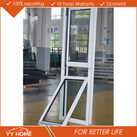 Australian standard AS2047 certified manufacture upvc or aluminum window and door with 10 years warranty