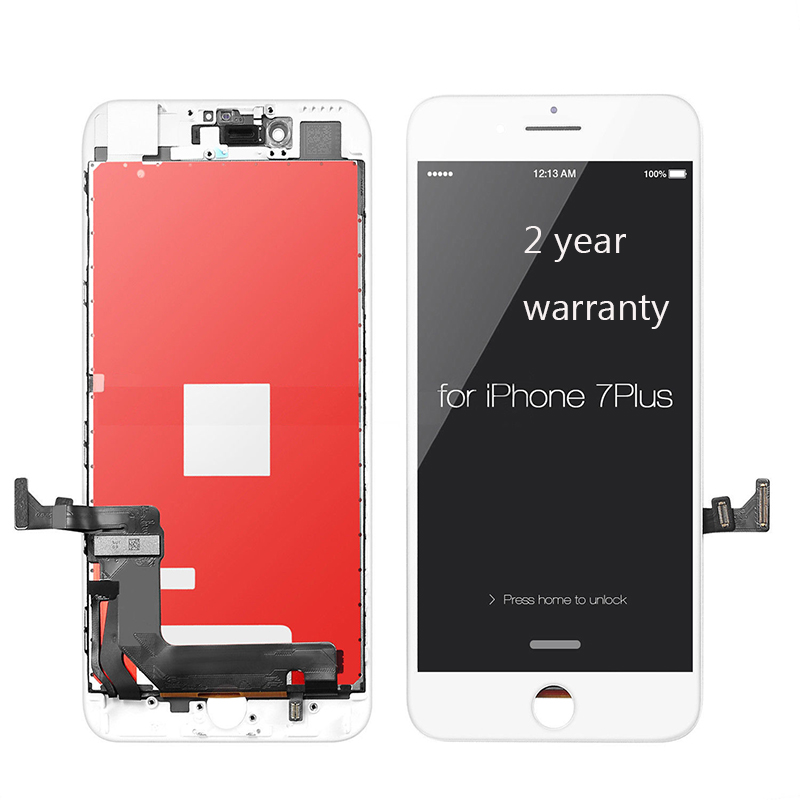 JIATAI Full original Mobile Phone LCDs AUO LCD For <strong>iPhone</strong> 7 Plus LCD Screen