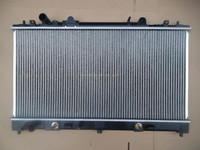 high quality aluminum plastic auto car radiator for mazda 6