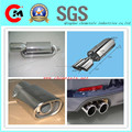 Universal Exhaust Polished Muffler For Cars