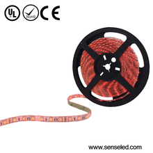 UL Listed Waterproof 24V 4.32W 18LED 720LM Per Foot 16.4FT Roll IP65 IP67 IP68 RGB Led Strip Light