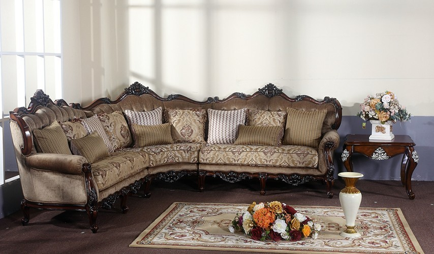 classic arab style sectional sofa high quality living room