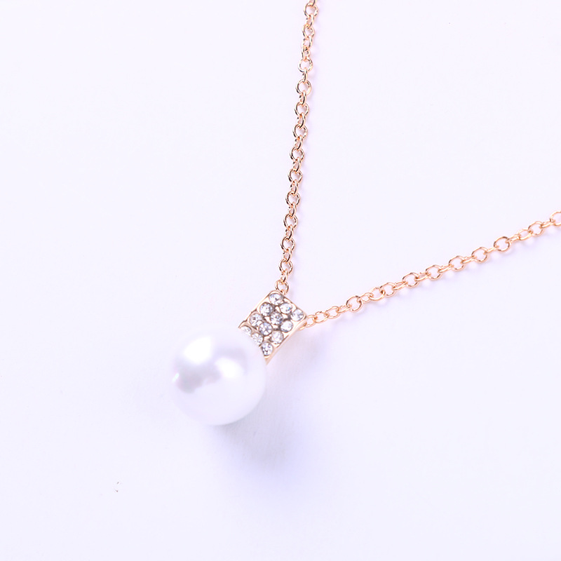 Best quality cheap artifical pearl necklace long jewelry