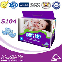 Good Quality Competitive Price Disposable Ultra Thin Baby Diaper Manufacturer from China
