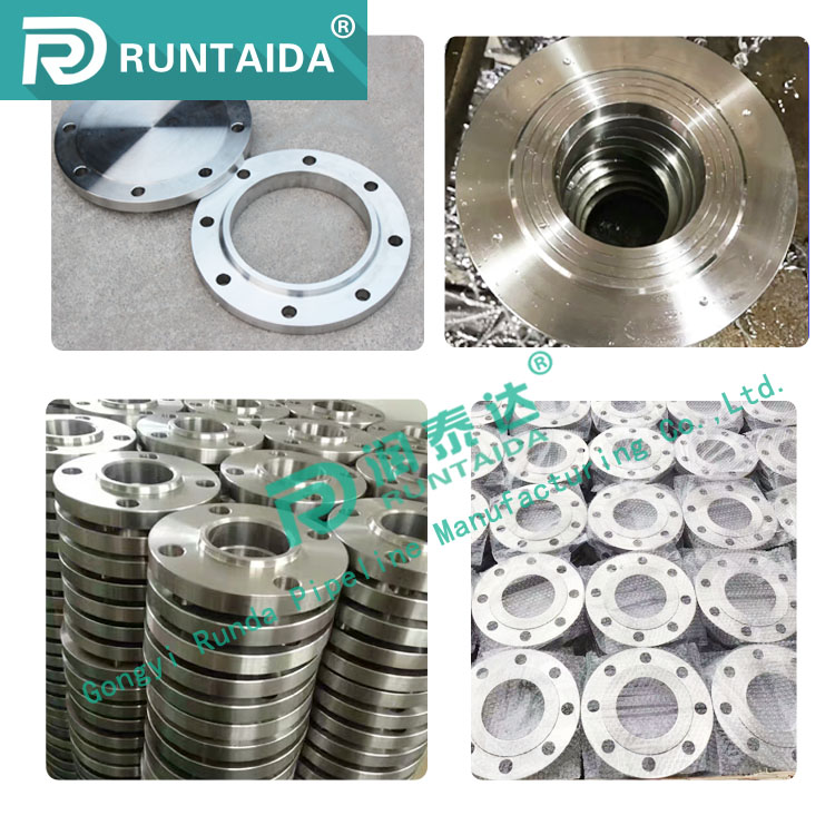 Anti seismic customed flanged galvanized double spheres flexible rubber joints