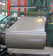 Pre-painted Galvanized Steel Plates For Construction Material