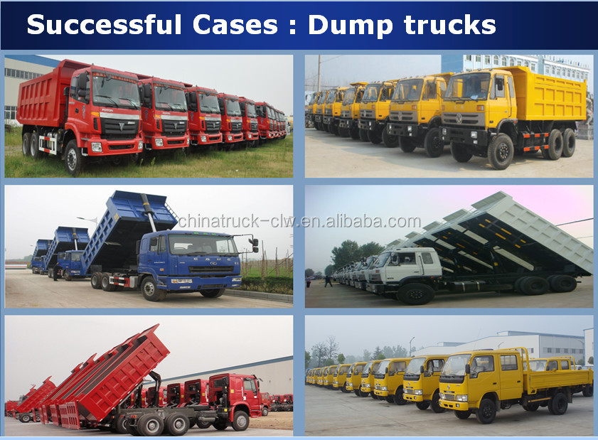cheap quality guaranteed dongfeng 16 cubic meter 10 wheel dump truck for hot sale