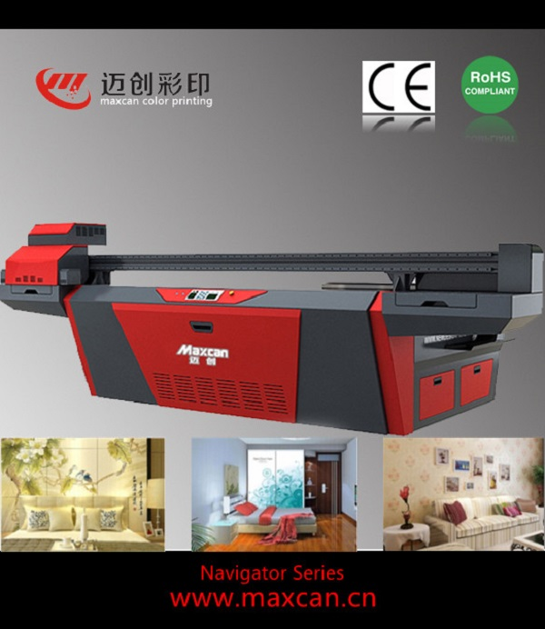 Maxcan multicolor digital printing machine for business card