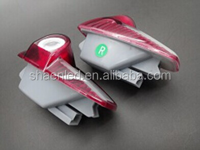 New Led Car Laser Door Light