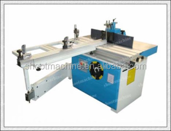 Milling Machine with Sliding Table SH5112AS with Max. height of the spindle above the table 185mm