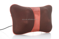 Environmental PU Material Relief Electric Massage Customized new style the most practical neck and back massager