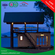 20ft 40ft china modern expandable container house luxury prefabricated container villa container house