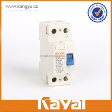 Widely use 2p 40a 30ma factory price rccb rcd