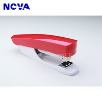 Low price long strip plastic book binding stapler for office