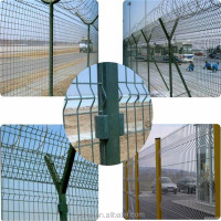 High Quality Highway And Warehouse Welded Wire Mesh Fence