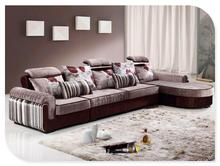 Brand new wood sofa furniture sofa fabric velour fabric living room sofas