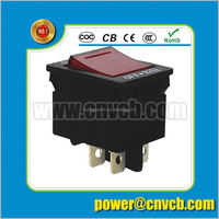 Thermal Overload Protector/Motor Circuit Breaker Without Lead overload protection switch