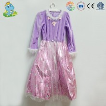 Halloween personalized cosplay costumes princess dress