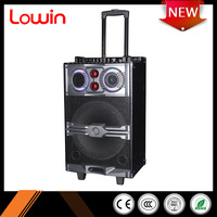 System trade assurance Portable pa speaker high level active speaker