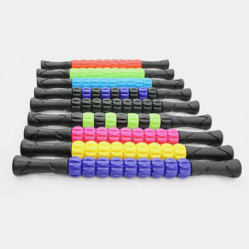ABS Fitness body muscle roller travel massage muscle roller pain relief stick