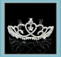 Super Popular Factory Wholesale Lucky India Wedding Tiaras