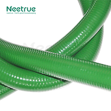 Neetrue 25mm PVC suction lay flat flexible hose for hot water
