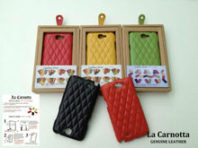 La carnotta Exclusive deluxe genuine leather hard case for Samsung Galaxy NOTE2