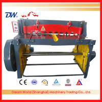 1300mm electric shearing cutting machine for solar water heater