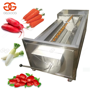 Good Performance Cassava Peeling and Washing Potato Baby Carrot Cleaning oyster washer Ginger Washing Machine