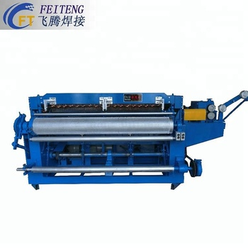 Welded Wire Mesh Machine (factory)