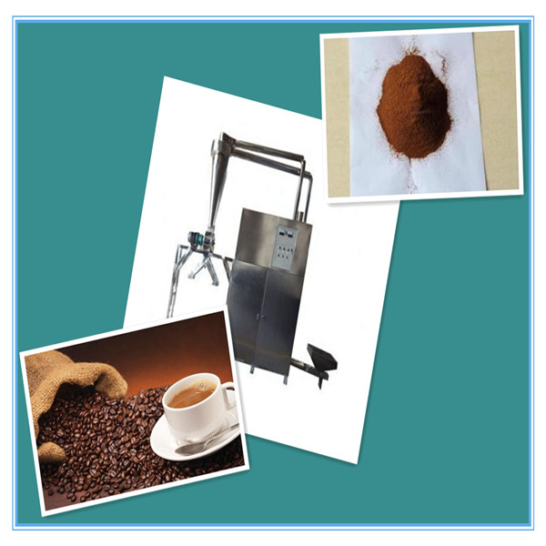 Hot sale 220V electric antique coffee grinder with water cooler system