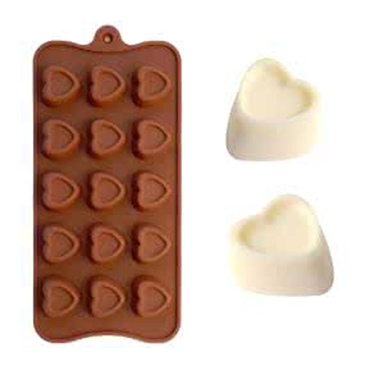 Chinese suppliers FDA bakeware 3d skull shape silicone chocolate mold tray