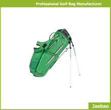 2015 Hot Selling Green Golf Stand Bag