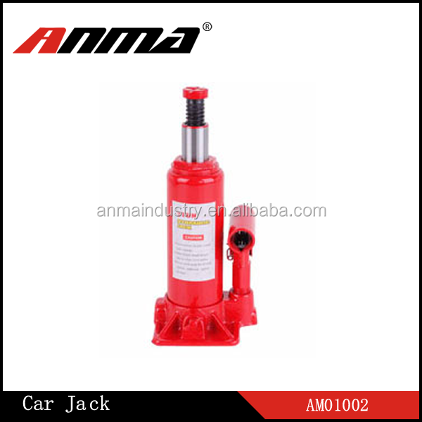 Factory Price 4 Ton Hydraulic Bottle Car Jack