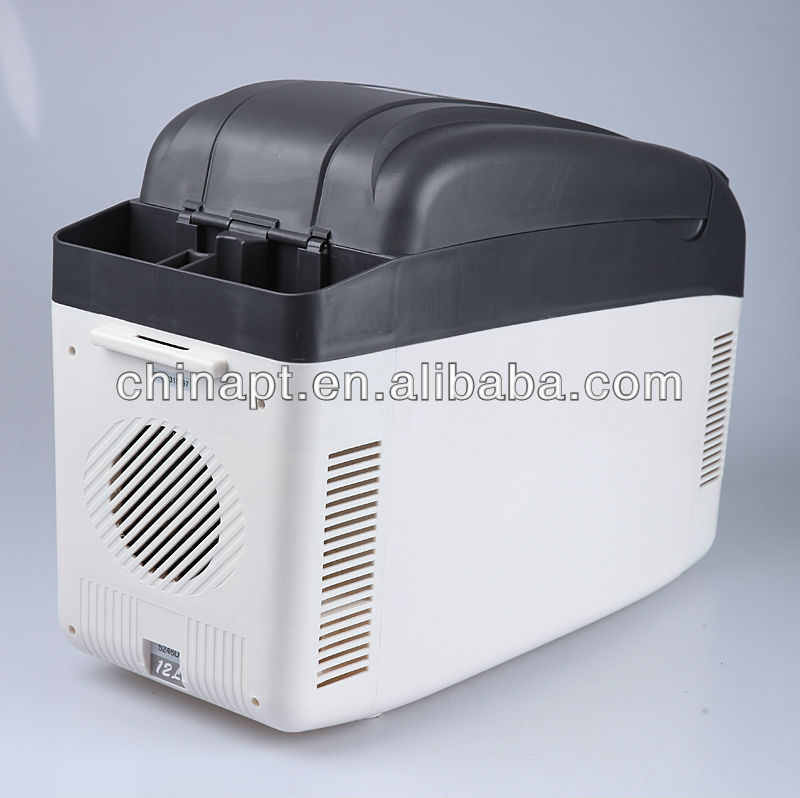 Luxurious Personal Cooler Warmer Box Mini Car Freezer 6L