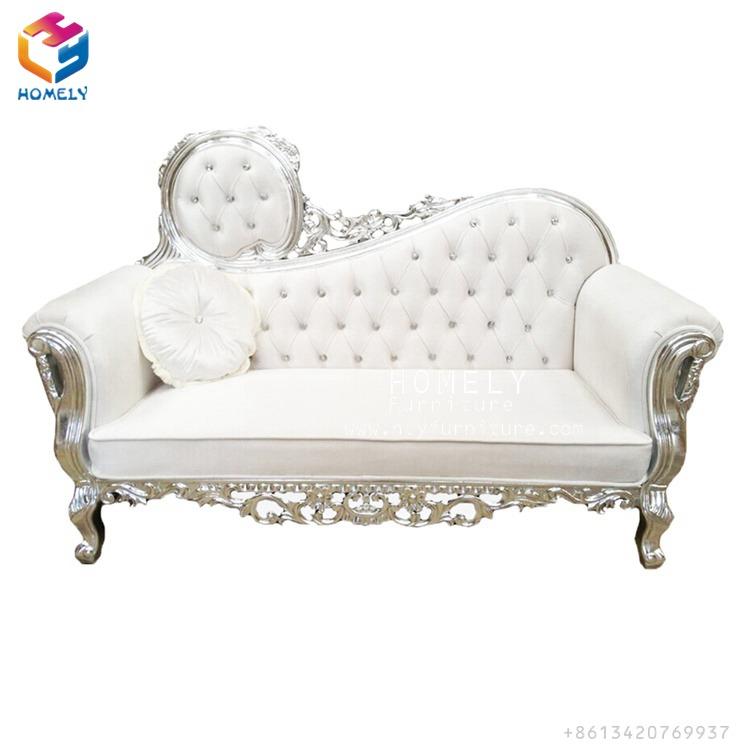 Wedding Al Decorative Couch Sofa Product On Alibaba