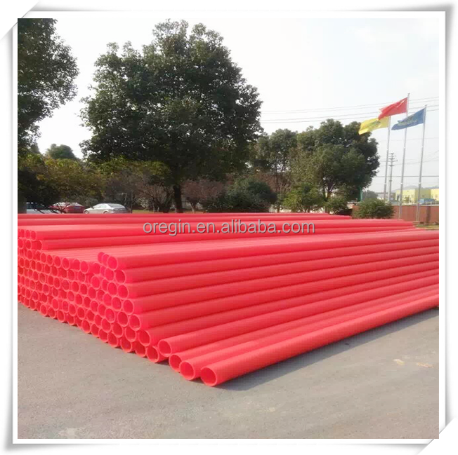 PE100 agricultural 50mm pe irrigation pipe/irrigation poly tubing for irrigation