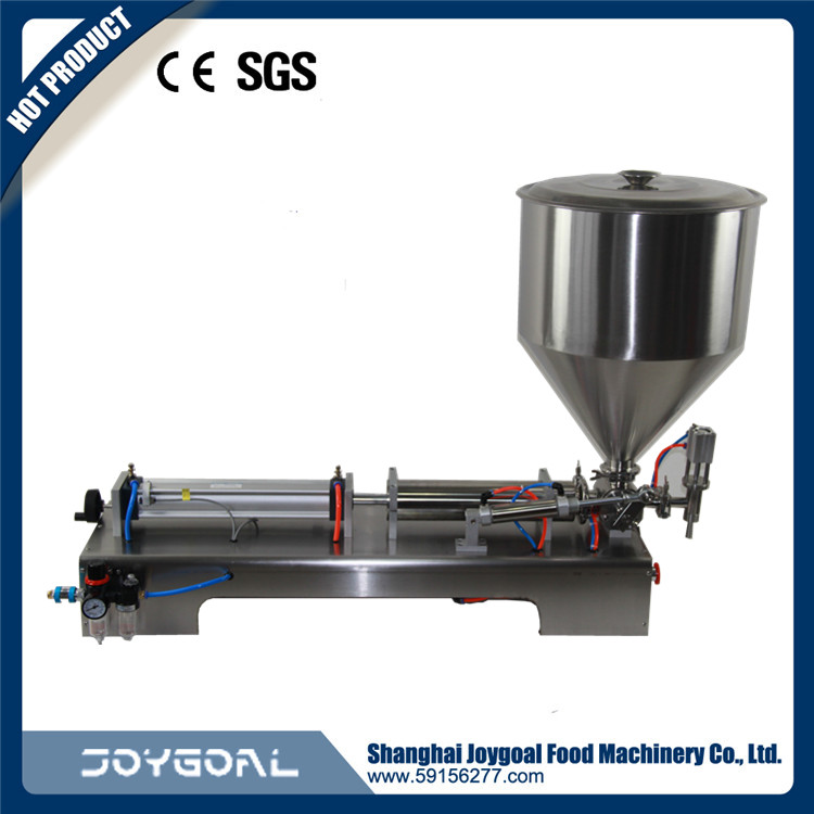 Shanghai Factory directly sale mini pp bottle filling machine with great price