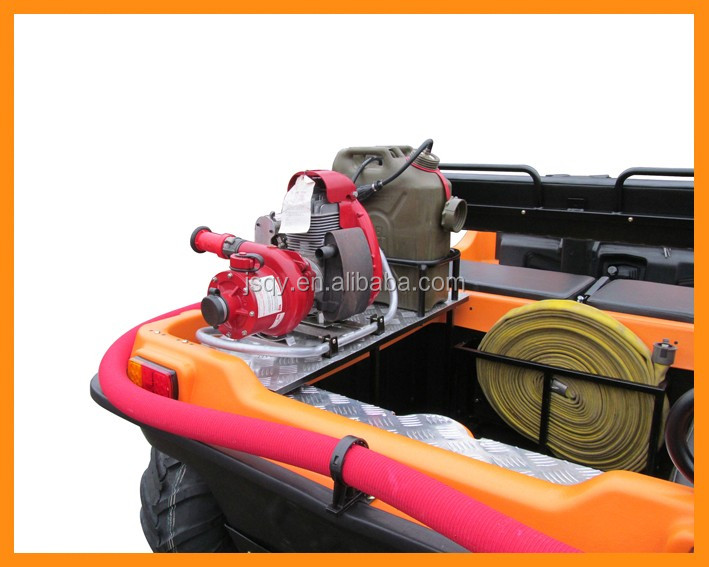 XBH 8X8-2(Mark-3) Forest Pump Vehicle with Mini-Striker Forest fire fitting flood and drainage fitting Gasoline ATV